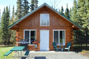 Kenai River Fishing Lodge